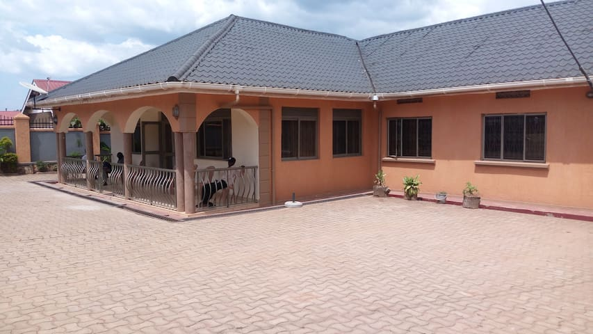 Mbale Back Packers & Safaris - Mbale - Bed & Breakfast