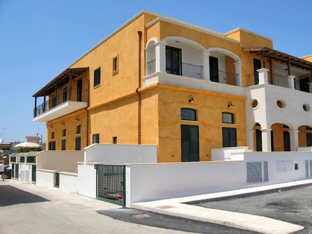578 Apartment in Residence - Morciano di Leuca