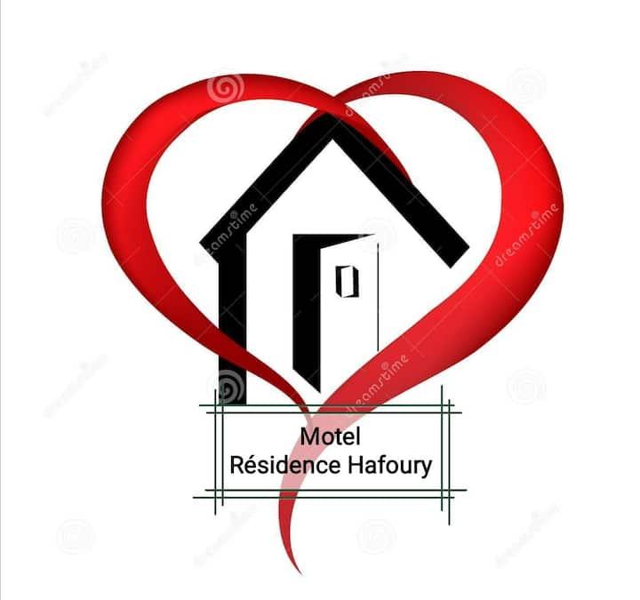 R4 Résidence Hafoury (lit simple+WiFi)