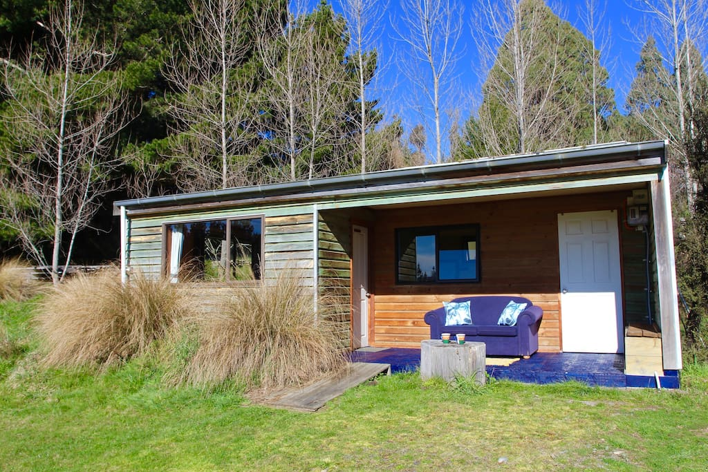 Freestone self contained cabin cabins for rent in for Self contained cabin
