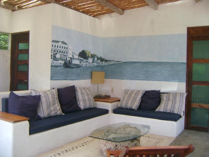 Casa de Playa. Finca Marina La Gaviota