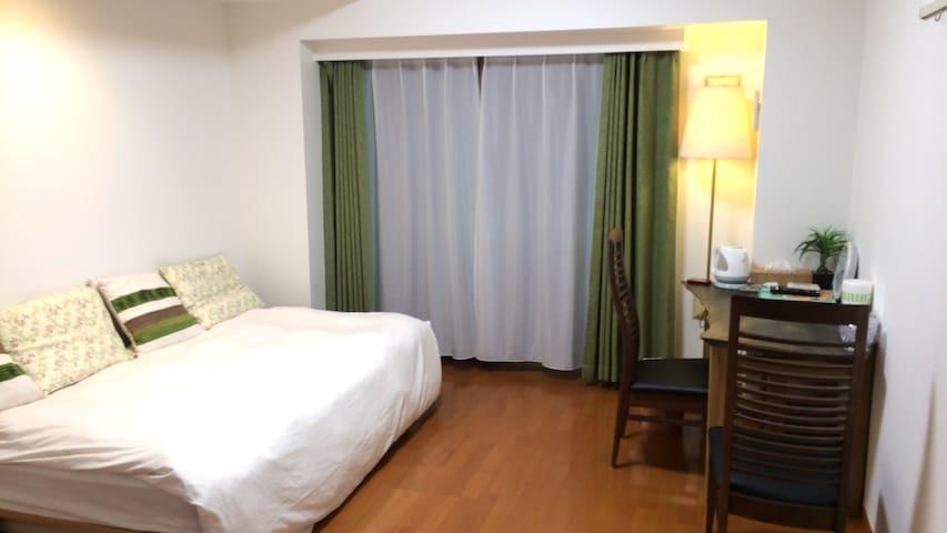 Tsukiji 8min/walk FREE WIFI&2BIKE - Chūō-ku - Apartamento