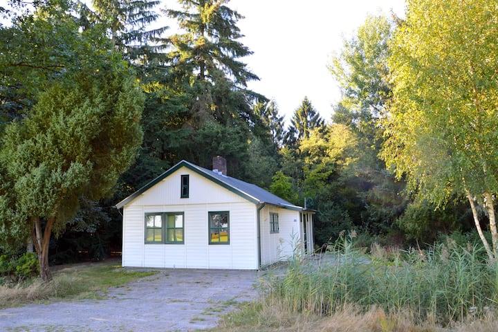 Landelijk gelegen vakantiehuis in Maarheeze in natuurgebied
