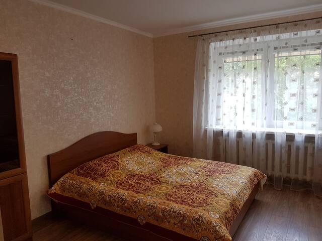 Просторная однокомнатная квартира рядом с морем