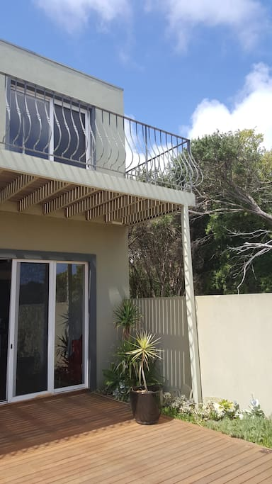 Two Storey Townhouse. Large deck out front for entertaining or relaxing