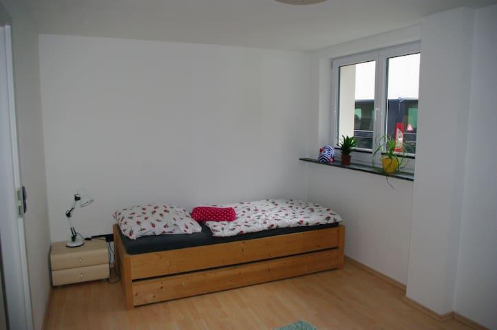 """Zimmer """"Gutedel"""" in einem alten Winzerdorf - Müllheim - Huis"""