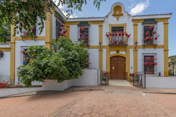 Moderne villa in Priego de Córdoba met privézwembad