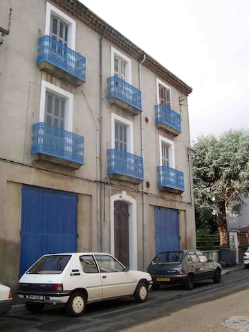 First floor flat Besseges, Cevennes - Bessèges - Appartement