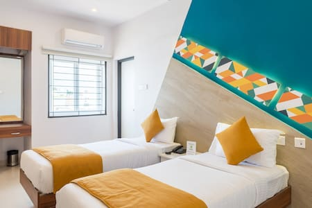Cornerstay Serviced Apartments -Nava India - Coimbatore