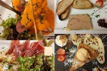 La gastronomie que nous vous ferrons découvrir en vous donnant les bonnes adresses pour se restaurer pour passer de bons moments entre amis ou en famille.