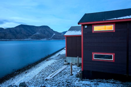 Sea Lodge - Panoramic ground floor apartment (22A) - Longyearbyen - Apartment