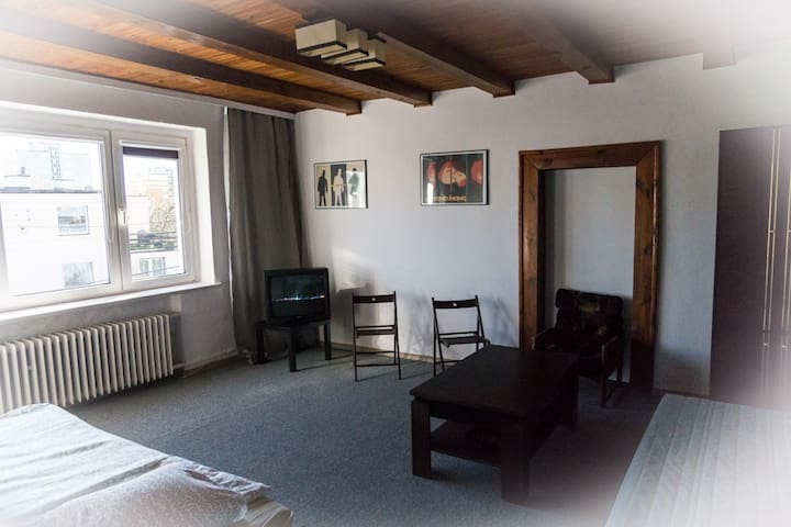4 person room in 100m apartament - Gdynia - House