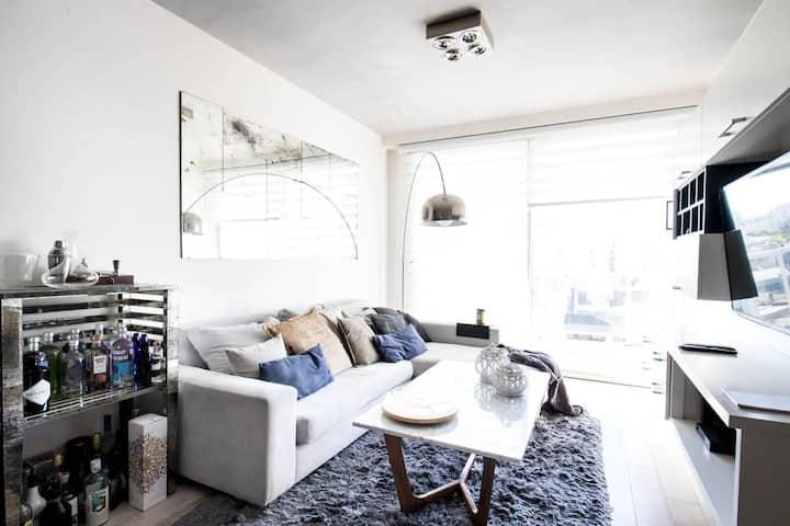 Fantastic 2Bd apartment, trendy palermo.