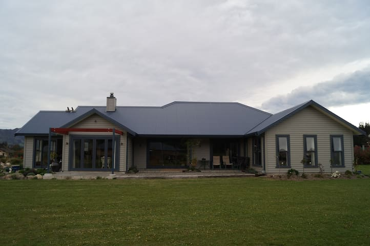 Hanmer House - Hanmer Springs - Bed & Breakfast