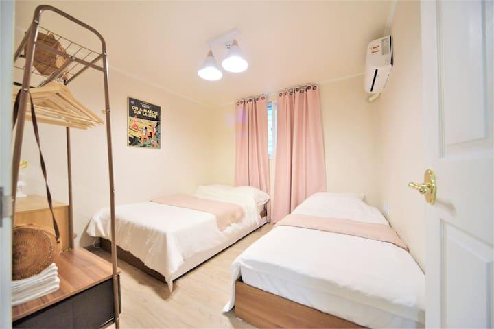 ❤2 Room 4❤Cozy Grand home