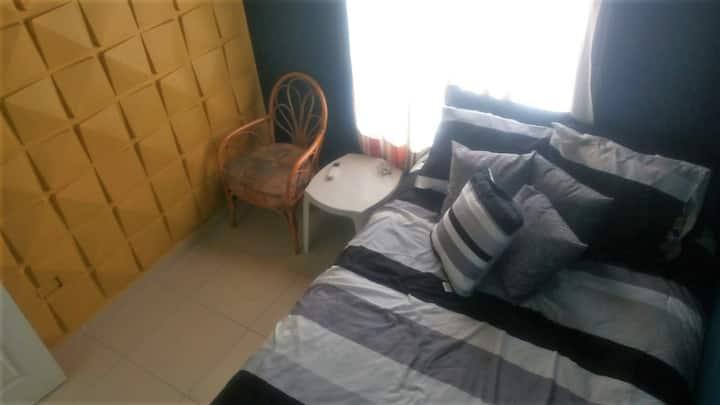 Habitación individual para Profesionista
