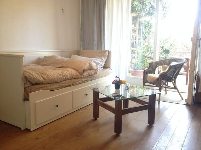 Privatzimmer mit Terasse - Neusäß - Talo