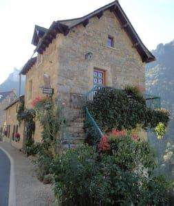 Gîte du Vautour - Saint-Pierre-des-Tripiers - Hus