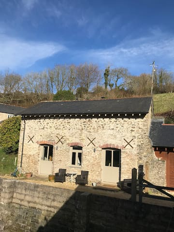 Beautiful rural cottage in the south hams