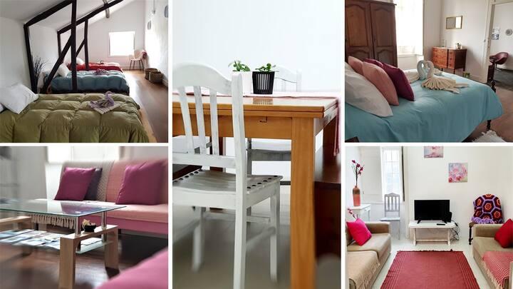 MI43 - Guest House (Casa Inteira)