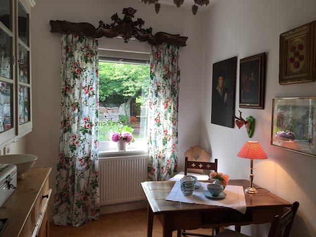 Charmantes Ferienhaus für 2- 3 Personen a.d. Mosel - Treis-Karden - House
