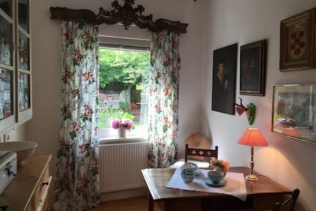 Charmantes Ferienhaus für 2- 3 Personen a.d. Mosel - Haus