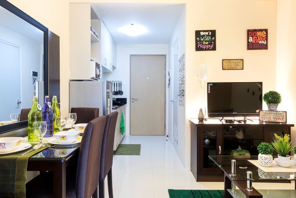 Affordable Getaway 1BR @ the HEART of MANILAAffordable Getaway 1BR @ the HEART of MANILA