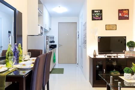 NEW! Affordable Getaway @ the HEART of MANILA - Quezon City