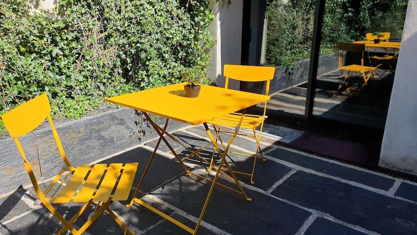 La Petite Maison (35 m² + jardin clos)