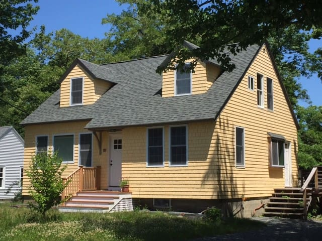 3 bedroom house in downtown Bar Harbor.