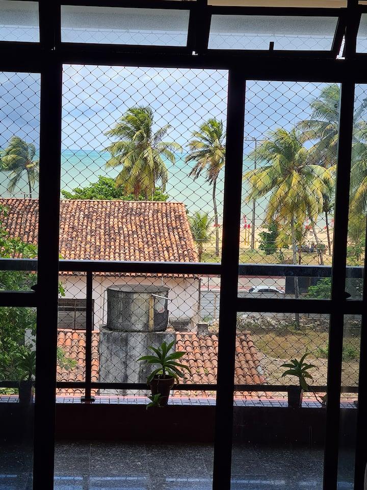 Apartamento na orla do Cabo Branco. Área nobre.