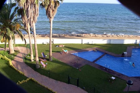 Luxus flat with views to the sea - Mont-roig Bahia - Wohnung