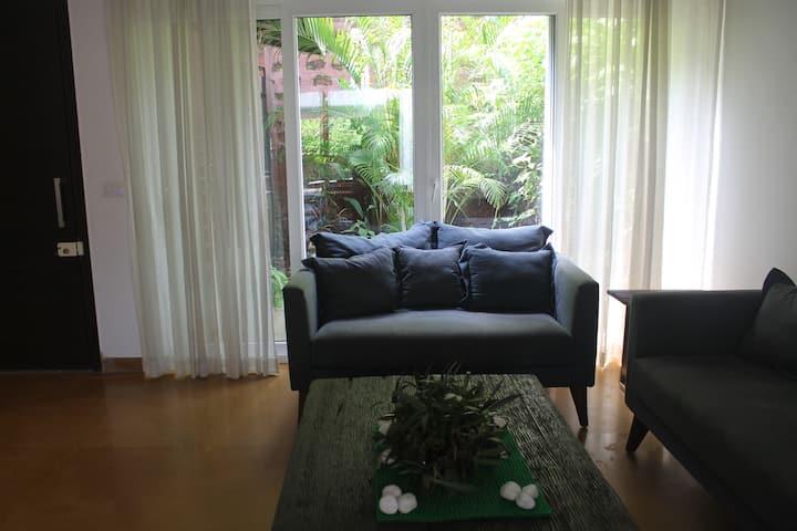 Villa Hanna Dior,3BR,pvt Pool@Siolim Goa-sanitized
