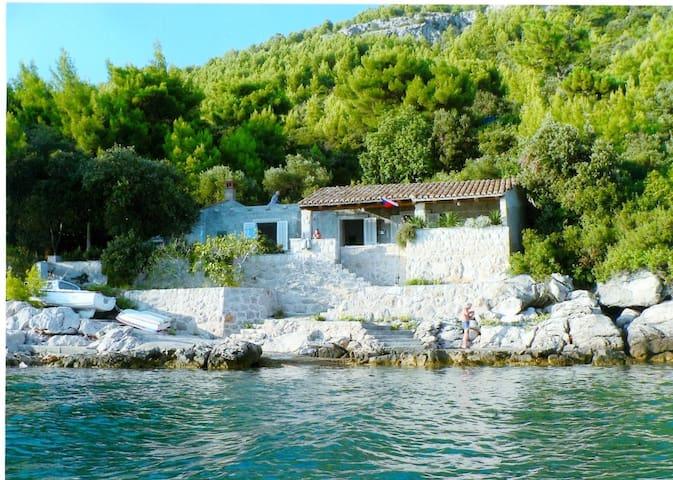 Dubrovnik beach apartment Ratac