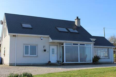 Friendly Fuchsia House near the Wild Atlantic Way - County Donegal - Casa