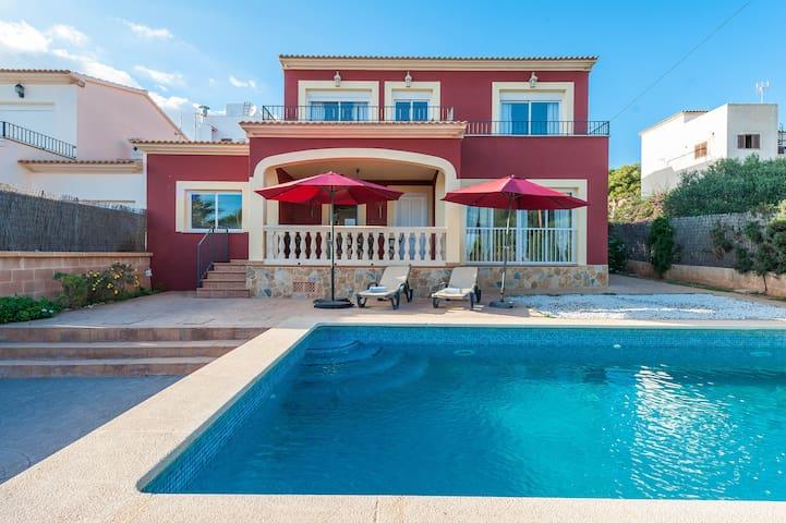 Mar Cala Pi - beautiful house with pool - Cala Pi - Dom