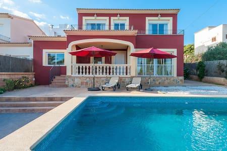 Mar Cala Pi - beautiful house with pool - Cala Pi - Casa