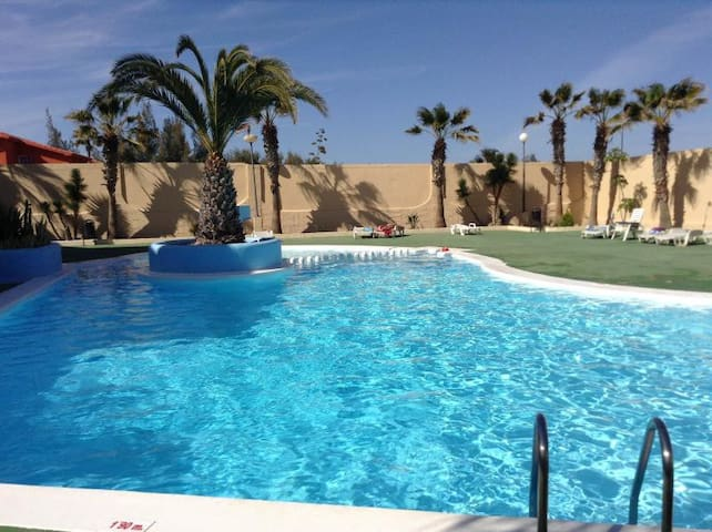 DUPLEX FOR4 CLOSE BEST BEACHES SURF - La Oliva - Fuerteventura - Las Palmas - Apartemen