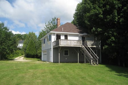 Maine Coastal Vacation Rental - Sedgwick - Hus