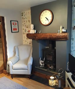 A charming cottage private room - Fairfield