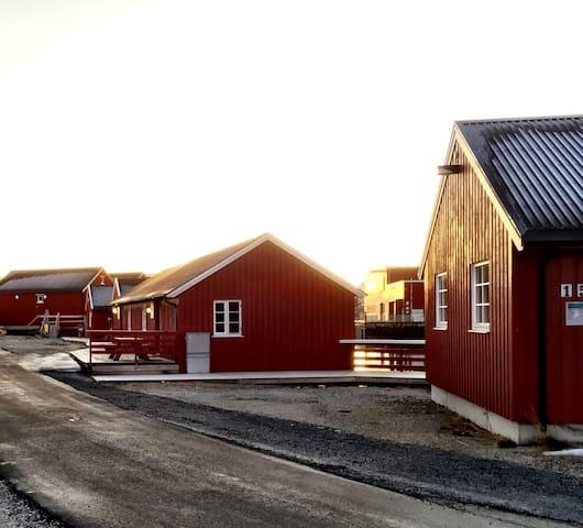 Fisherman´s cabin in Stamsund - Lofoten - Stamsund - Srub