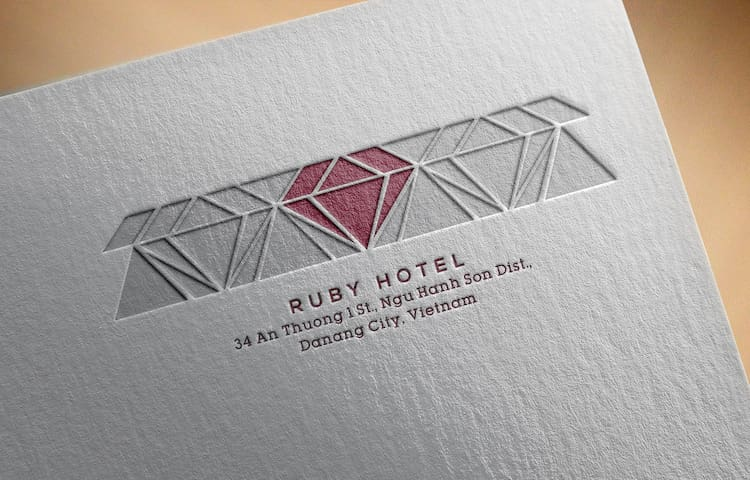 Ruby Hotel - Deluxe Double Room