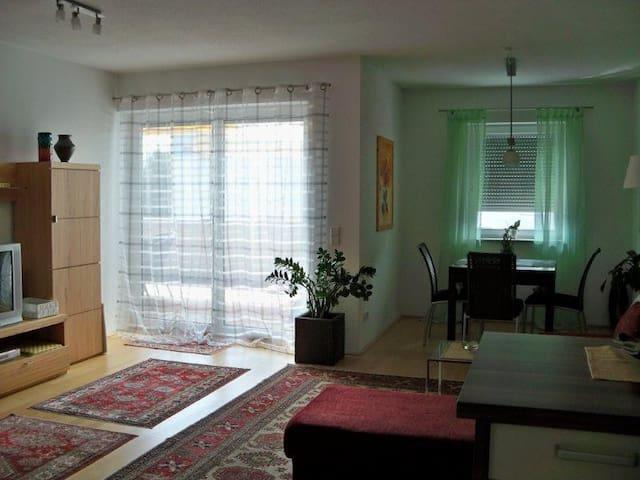 Klagenfurt Wohnung 60qm - Klagenfurt - Appartement