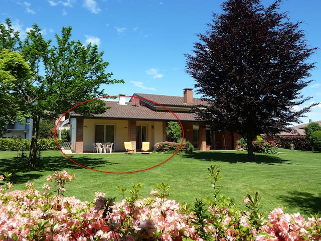 Arona - Borgo T - Relax and Lakes - Borgo Ticino - Villa