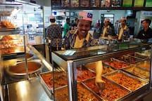 Where to eat - Nasi Briyani Pelita
