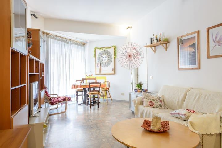 CHEAPEST#Cool#ONE STOPtoTRASTEVERE - Roma - Apartamento