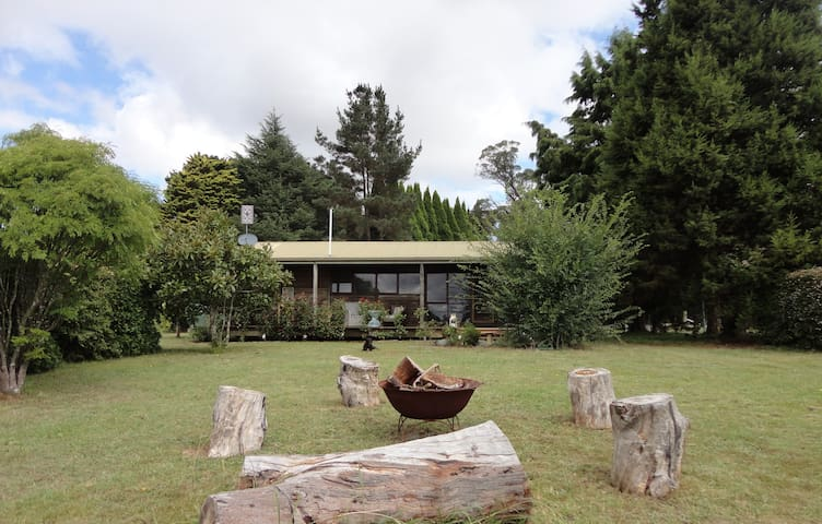 100 acre park like setting - Moss Vale - Huis