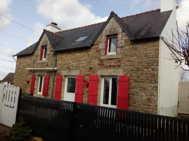 Maison de pêcheur Finistère Sud - Riec-sur-Bélon - House