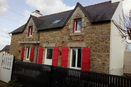 Maison de pêcheur Finistère Sud - Riec-sur-Bélon - Rumah