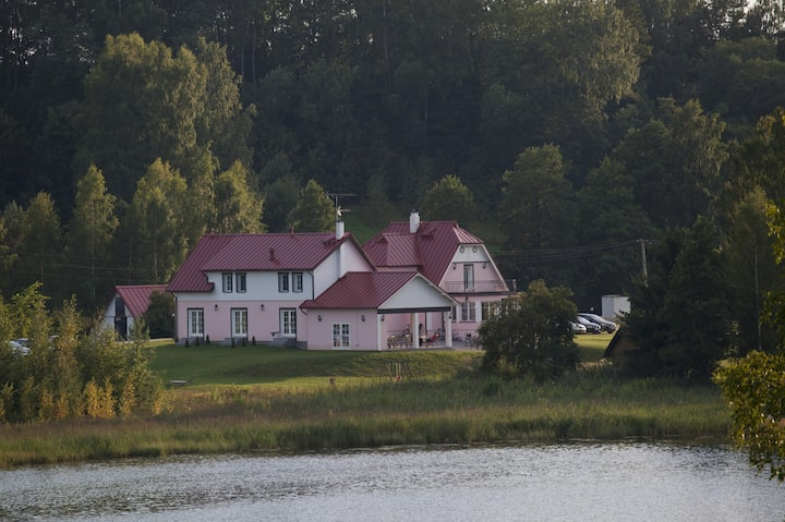 Villa Nightingale / Ööbikuoru Villa